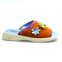 Zapatos Outlet Mujer Moschino 21953 Naranja