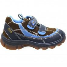 Zapato de sport para niño Naturino Aniak Marrón