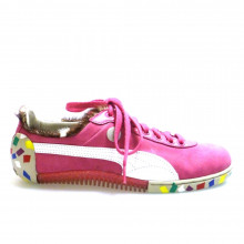 Zapatos Outlet Mujer Puma My-18 Rosa