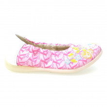 Zapatos Outlet Niña Kubo 2484 Fuxia