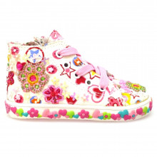 Zapatos Outlet Niña Lelli Kelly Lk8396 Multicolor