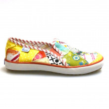 Zapatos Outlet Niña Keds Jf24927 Multicolor