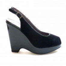 Zapatos Outlet Mujer CastaÑer Mila Gris