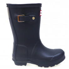 Bota katiuska niño Hunter Original Kids Azul