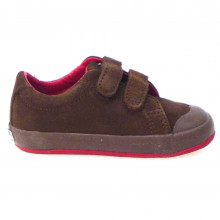 Zapatos Niño Casual Sneakers Superga 223suvj Marron