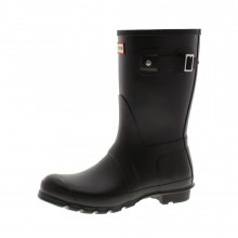 Botas Katiuskas agua Hunter Original Short Negro