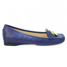 Zapatos Outlet Mujer Michael Kors Hamilton Loafer Azul