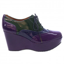 Zapatos Outlet Mujer Pons Quintana 9988 Violeta