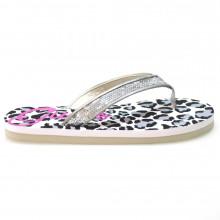 Zapatos Sport Joven Piscina Playa Guess Starboard Leopardo