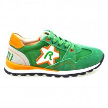 Zapatillas sport verde Replay Smithfield