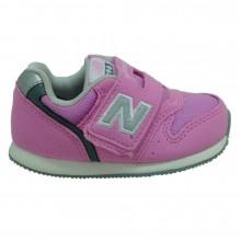 Zapatillas rosas New Balance con velcro FS996CLI
