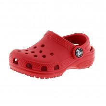 Zueco piscina niño Crocs 204536 Classic Rojo