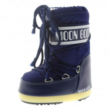 Bota descanso azul Moon Boot Nylon 002