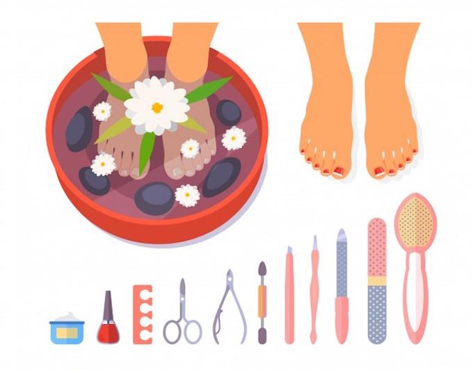 Prepara tus pies para la primavera