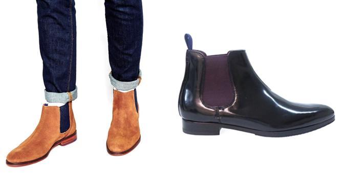 3a800353792e1 botas tipo chelsea hombre