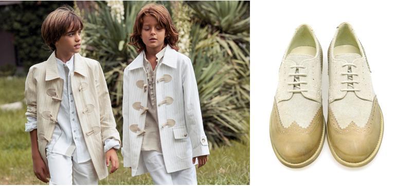 Zapatos para vestido ibicenco