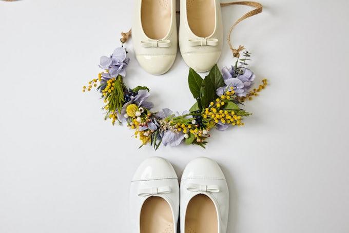 Zapatos de comunión niña 2019